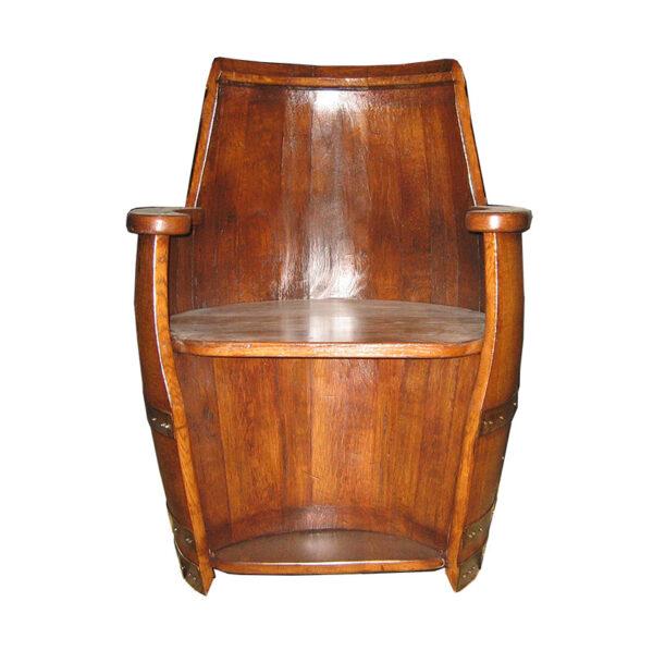 sillón solariego