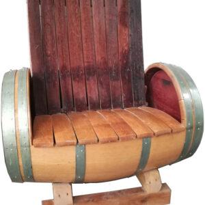 sillón barrica