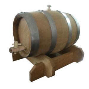 Barrica de roble 3 litros