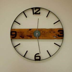 reloj de aro