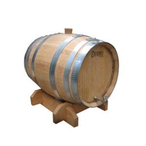 barrica de roble 15 litros con grifo